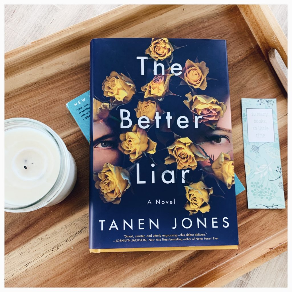 The Better Liar Tanen Jones